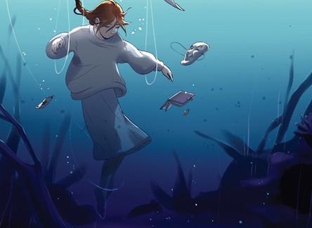 (להכניס כאן אימוג'י של חצוצרה) הקומיקס לנערות - כאן!