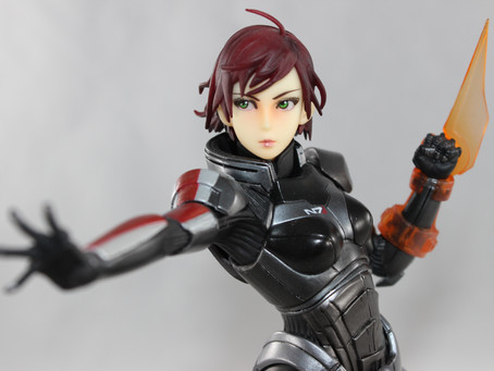 Bishoujo: Female Commander Shepart (2.0)