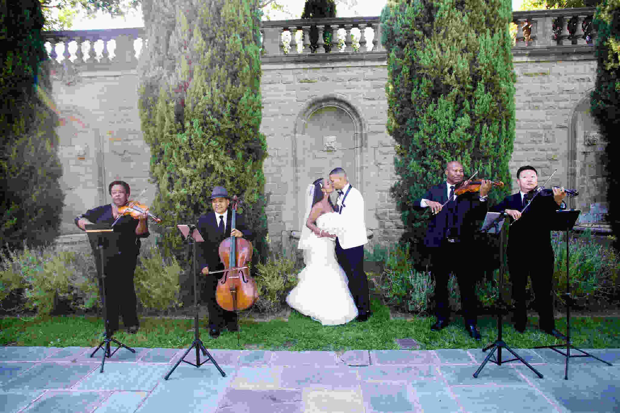 String Quartet Wedding Los Angeles
