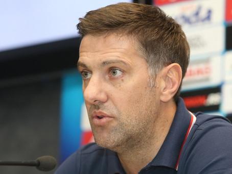 Mladen Krstajić selektor Srbije