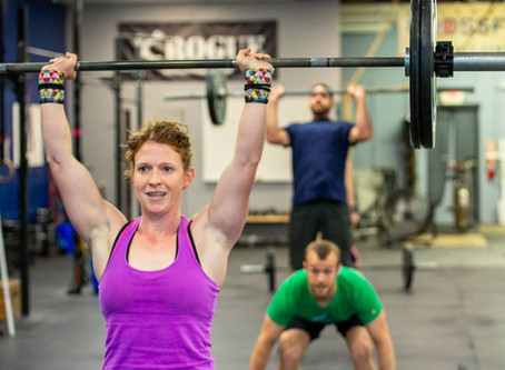 CrossFit: The Most Effective Route To a Healthy Lifestyle.
