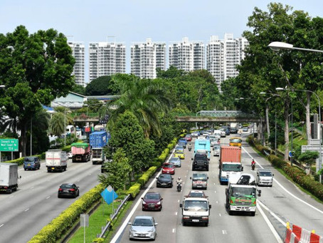 COE prices for bigger cars lowest in eight years