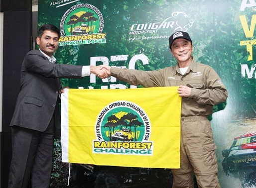 The Rainforest Challenge launched in India