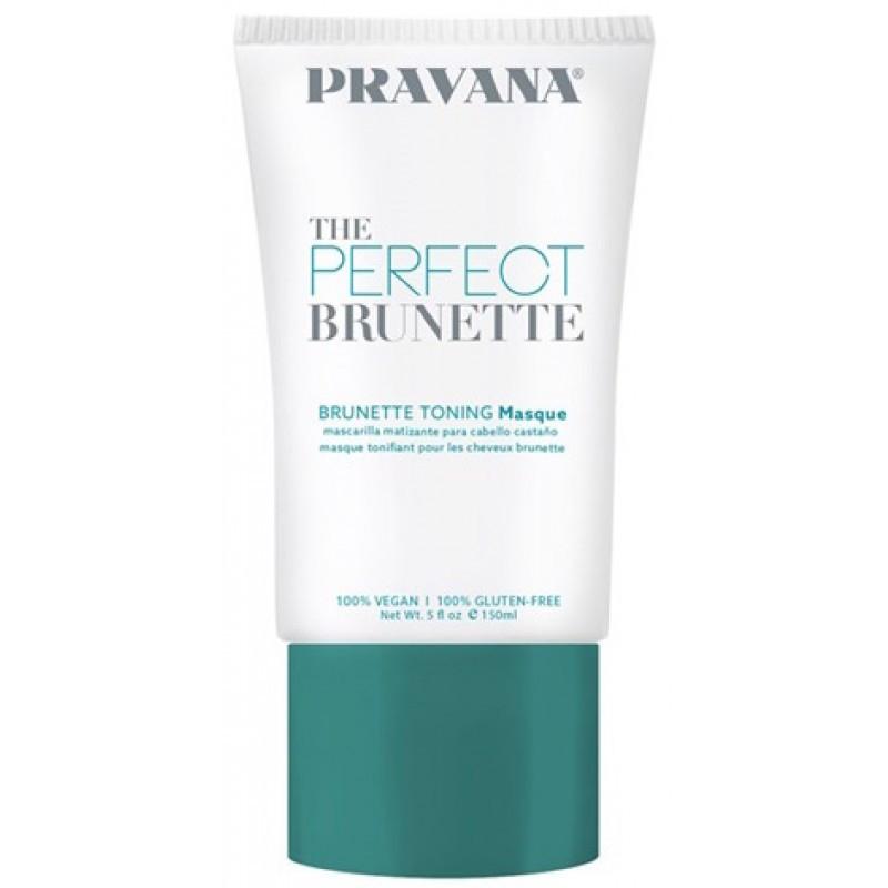 The Perfect Brunette Brunette Toning Masque by Pravana