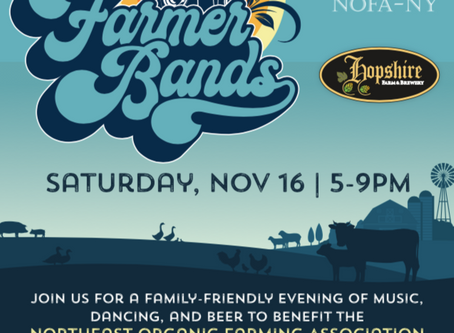 """""""Battle of the Farmer Bands"""" To Be Held November 16"""