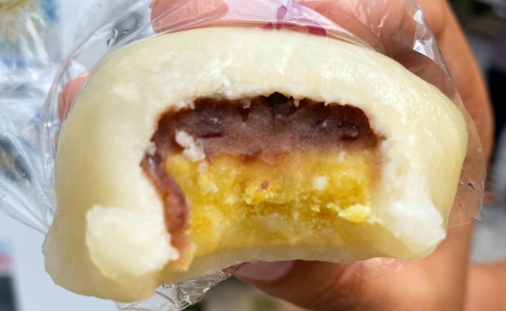 Koi Imo, Kawagoe, Japanese Sweet potato Manjuu