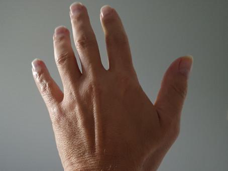 Dłoń, dotyk, plastyczna Wiedźma
