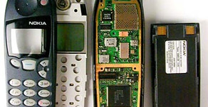 Cell phone & It's Parts