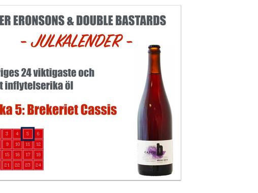 Julkalender med Peter M Eronson & Double Bastard: Lucka 5-12