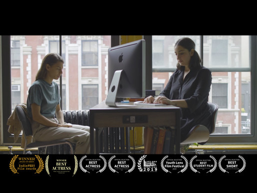 Getting A Scholarship short film review