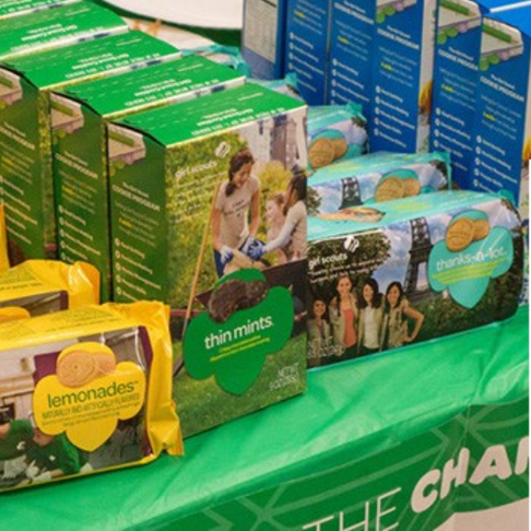 Girl Scout Cookie Stand Robbed at Gunpoint, Cops Cover Costs and Purchase Remaining Cookies