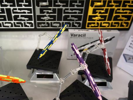 日本Varacil 3D模型筆   幽了實用性一默的設計