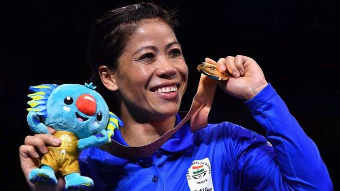 M.C. MARY KOM: The Fascinating Warrior