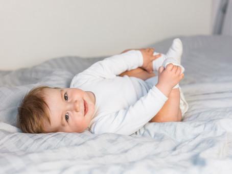 寶寶不會擤鼻涕 需要外力幫助