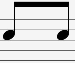 Grouped Eighth Notes