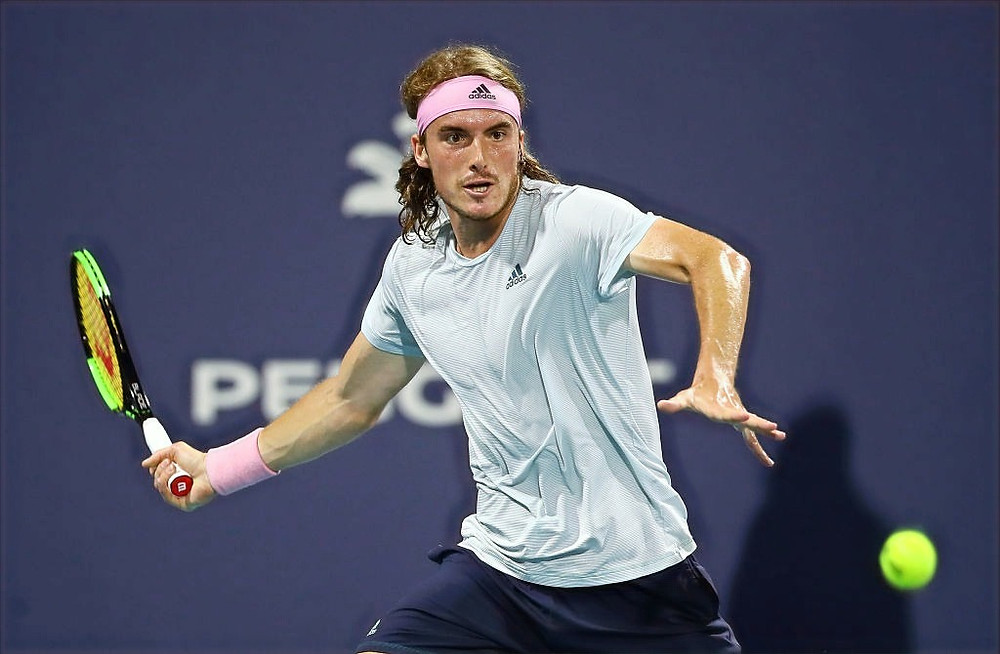 Stefanos Tsitsipas set to make Abu Dhabi debut this December