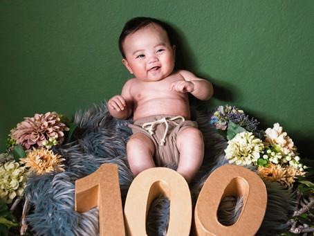 100 Days!!