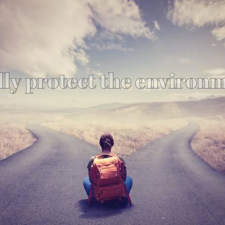 Really protect the environment 〜本当に環境を守ることの意味〜