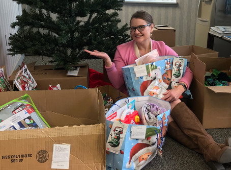 Highway Lifts Holiday Spirit With Second-Annual Giving Trees