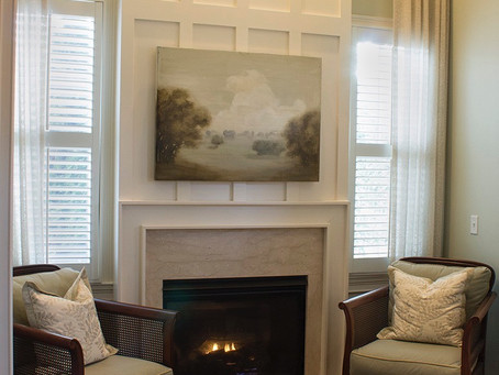Attract new customers with photos of your artwork in stunning interiors