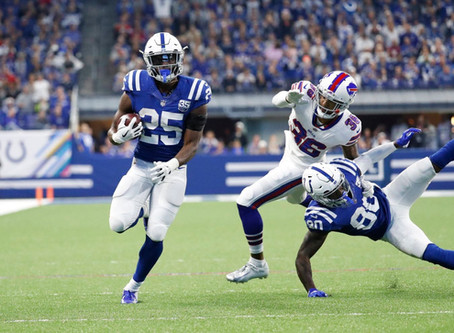 Week 8 Fantasy Football Waiver Wire Express: ALL ABOARD!!!