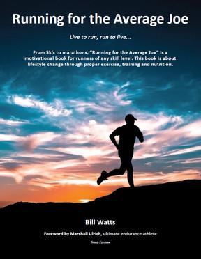Running for the Average Joe Cover 3rd Ed