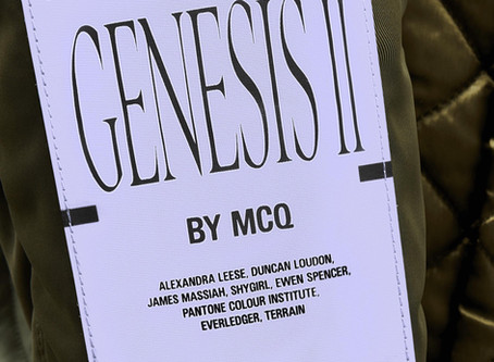 Alexander McQueen Launches MCQ, A Blockchain-Powered Creative Platform