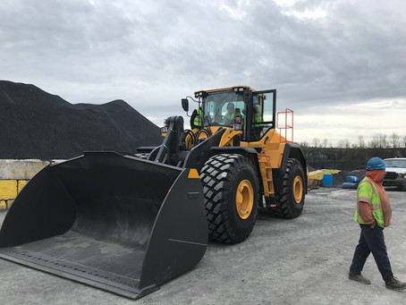 Pennsy Supply Receives L220H Training at Silver Spring Quarry