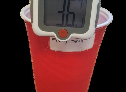 Frosty Tech Cup!
