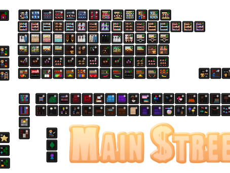 Achievements Are Coming To Main Street!