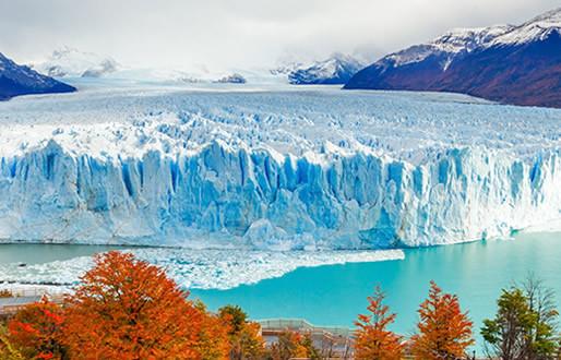 Ледник Перито-Морено, Патагония - Perito Moreno Glacier, Patagonia