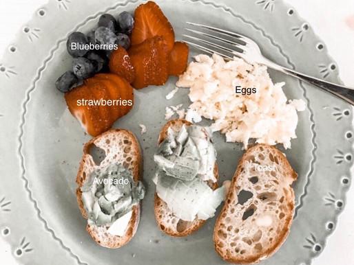 What I Eat For Breakfast in a Week, Plus Ideas!