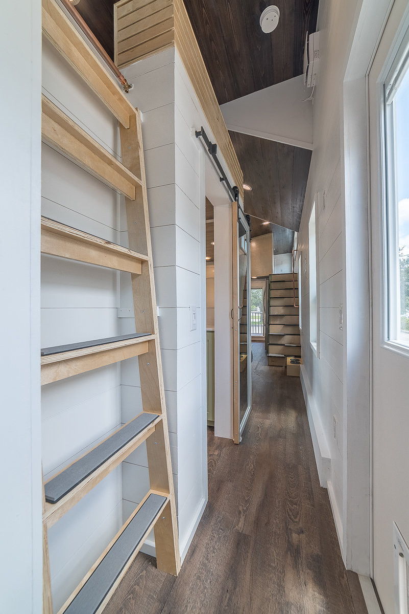 Tiny House Custom Ladder