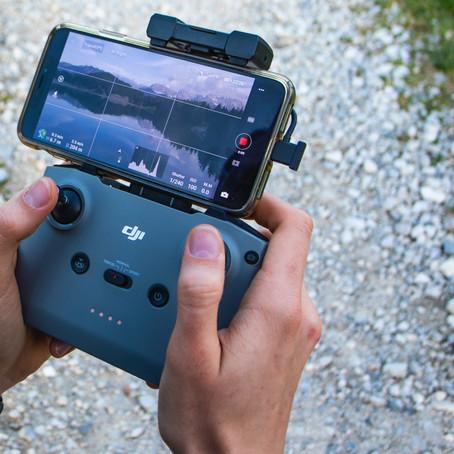 Wie Du mit Deiner Drohne Geld verdienen kannst