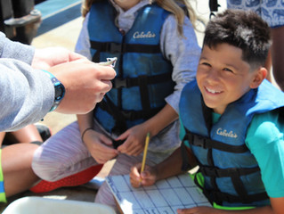 Marine Science Camp Sneak Peek - Naturalists (4th-5th grades)