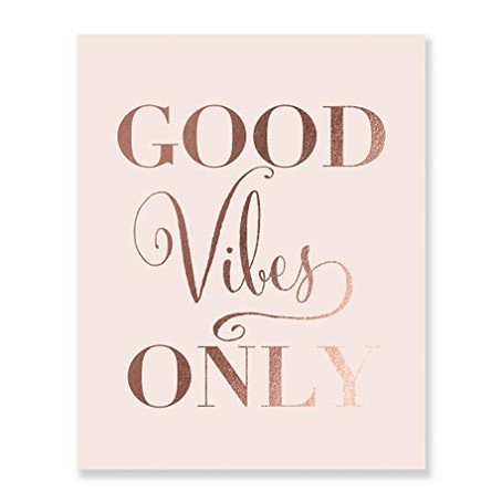 Good Vibes Only: Inspiration to Feed Your Spirit & Soul