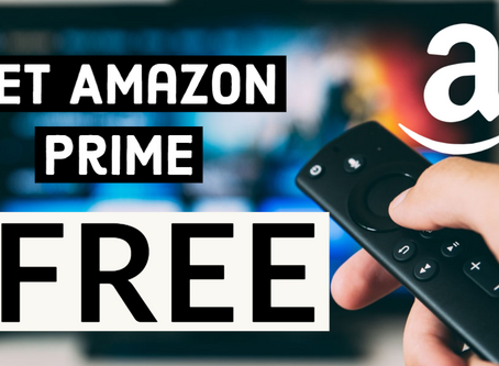 Get Amazon Prime Video Account for Free (UPDATED 2020, ONLY WORKING TRICK)