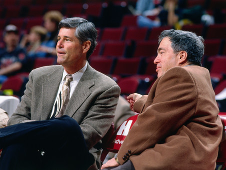 """""""Dream Lofty Dreams"""": A Former NBA General Manager Shares his Journey"""