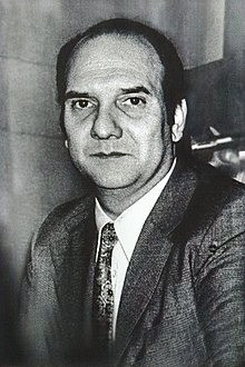 O economista chileno, Carlos Matus