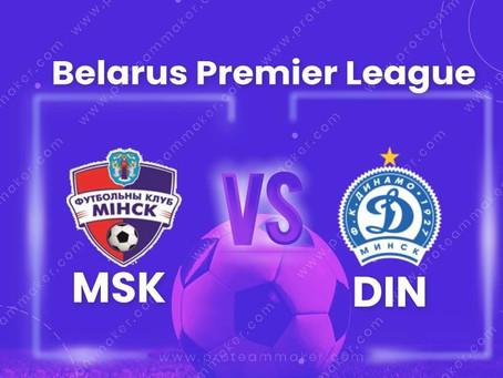 Beloruska prva nogometna liga proti COVID-19