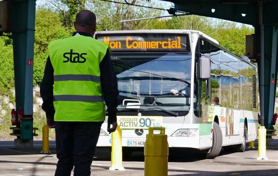 bus autobus Citaro C1 facelift
