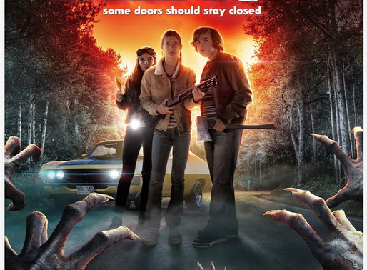 They Reach Grimmfest film review