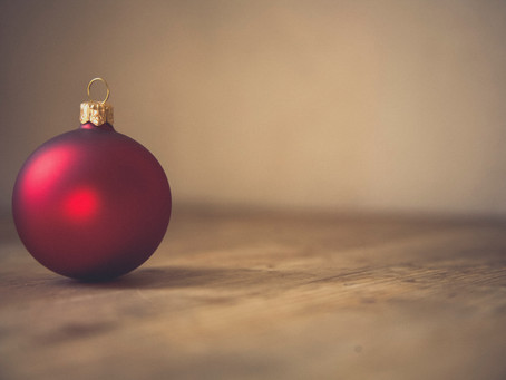 How to do the Holidays When You Lost Someone