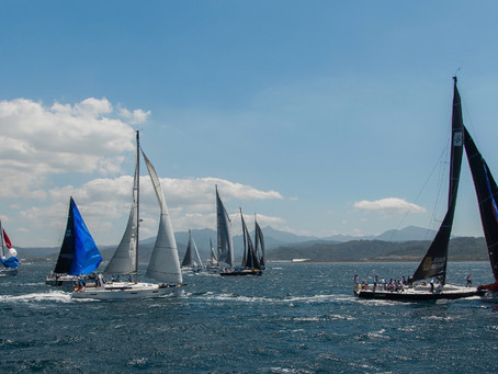 Up, up and away on inaugural Subic Bay Verde Island Passage Race
