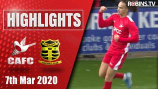 Highlights - Cheshunt