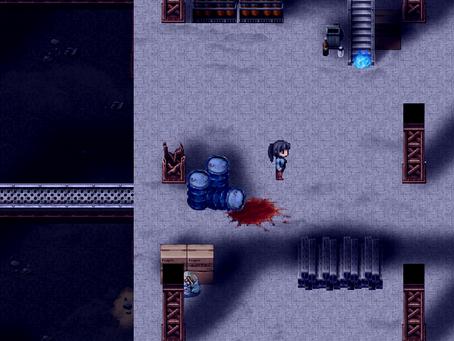 First screenshot