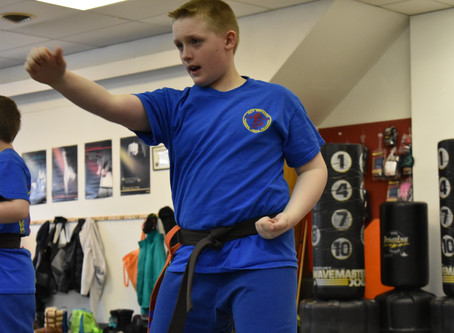 Richland Center - February 2019 Adult Belt Test
