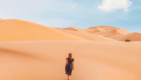 Turning Social Distancing Into Your Spiritual Desert