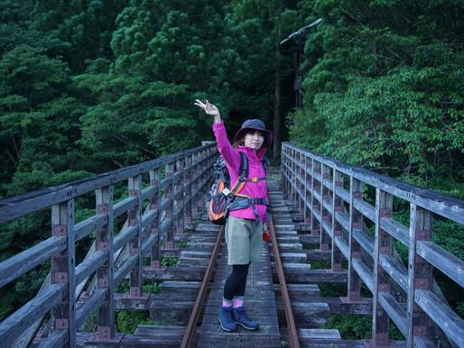 女性一人旅で行ってきた! 縄文杉トレッキング。