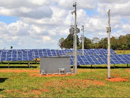 Brasil alcança recorde na geração de energia solar